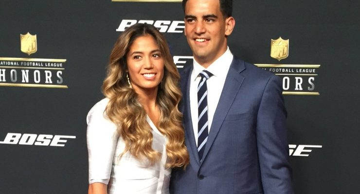 Kiyomi Cook 5 facts About Marcus Mariota's Girlfriend