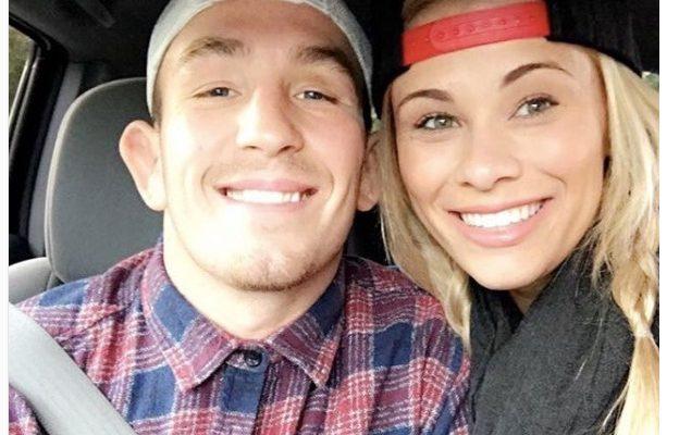 Paige VanZant's Boyfriend Austin Vanderford