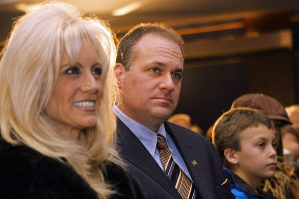 5 Facts about Rich Rodriguez' wife Rita Setliff Rodriguez