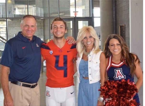 University of arizona cheerleader valuable