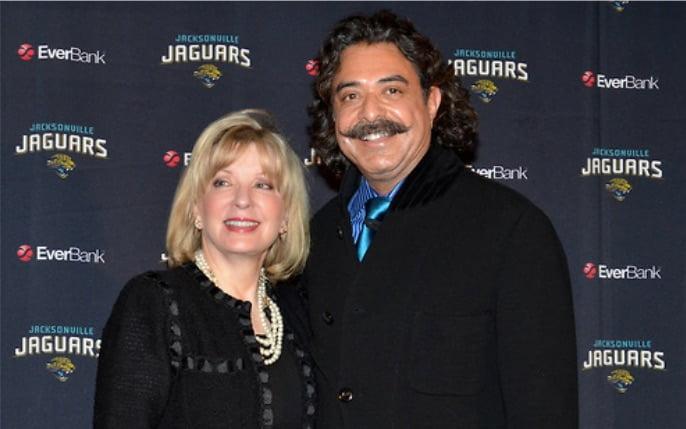 Ann Carlson Khan Jaguars Shahid Khan's Wife