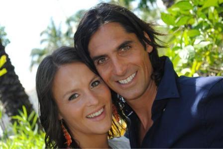 Tatjana Maria's Husband Charles Edouard Maria