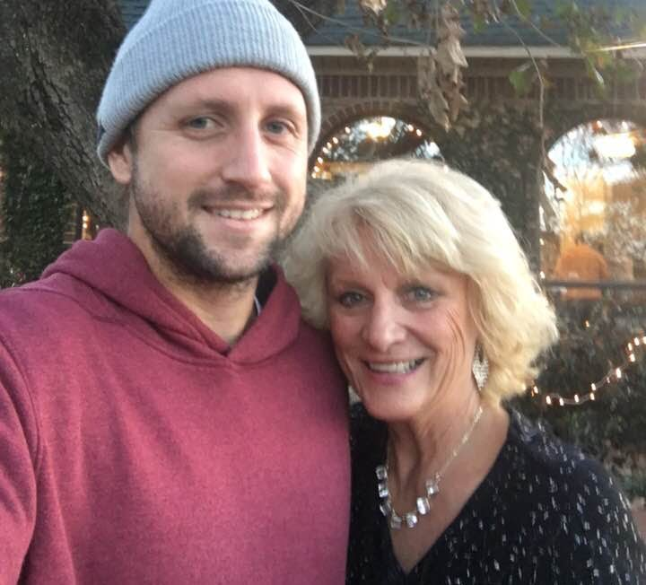 Tennys Sandgren's Mother Lia Sandgren