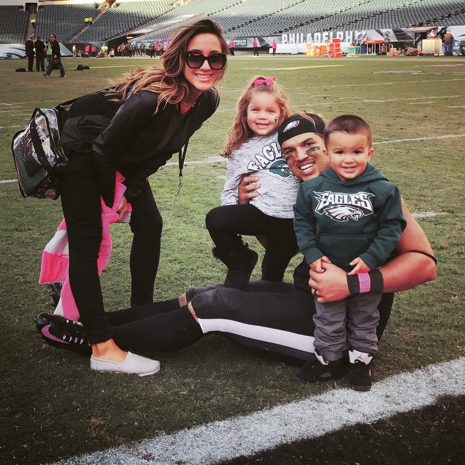 Yesenia Burton NFL Trey Burtons Wife Bio Wiki