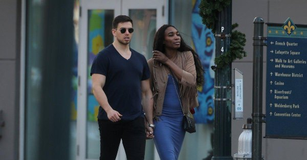 Nicholas Hammond Venus Williams' New Millionaire Boyfriend