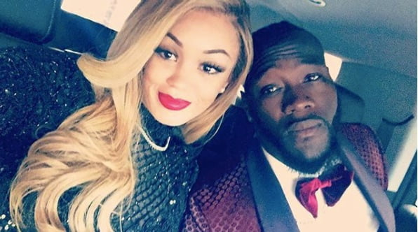 Deontay Wilder's Girlfriend Telli Swift