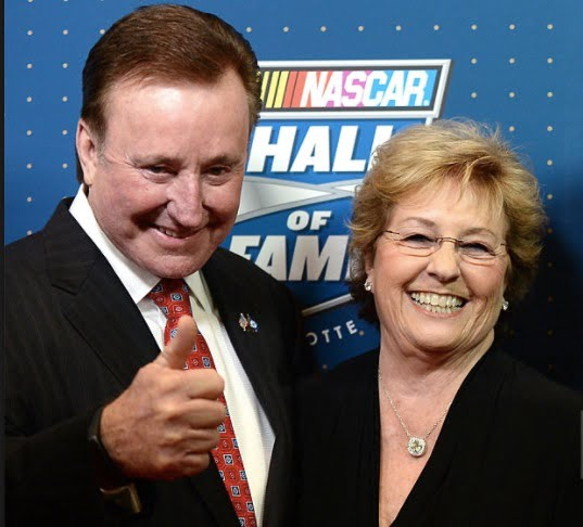 Judy Childress NASCAR Richard Childress' Wife