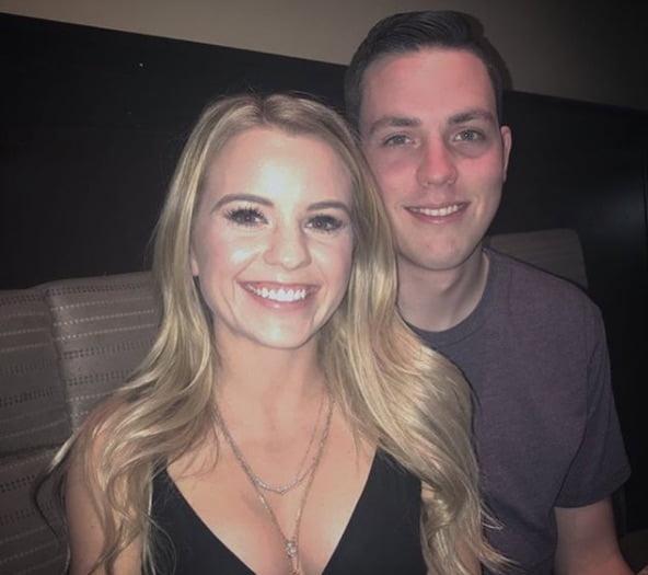 Alex Bowman's Girlfriend Emily Boat