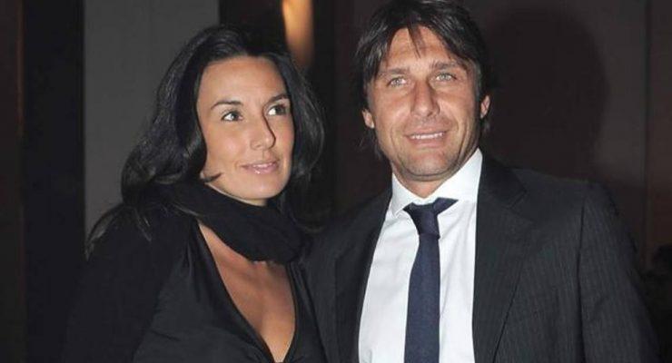 Elisabetta Muscarello Coach Antonio Conte's Wife