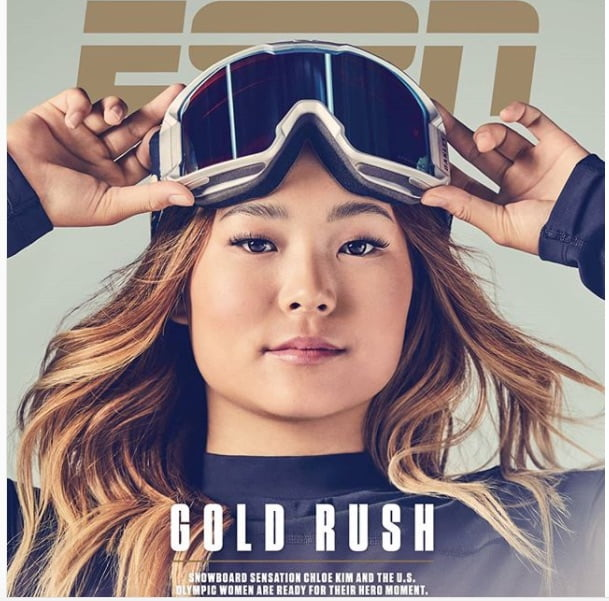 chloe kim - photo #10