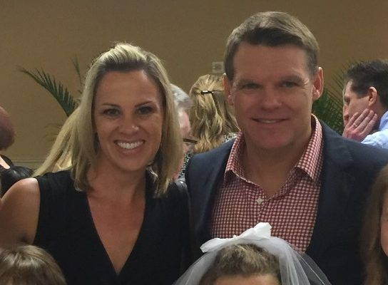 Chris Ballard's Wife Kristin Ballard