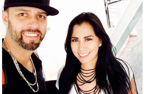Esteban Loaiza's Girlfriend Ross Labra