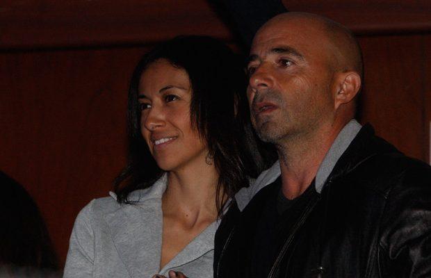 Jorge Sampaoli's Girlfriend Paula Valenzuela