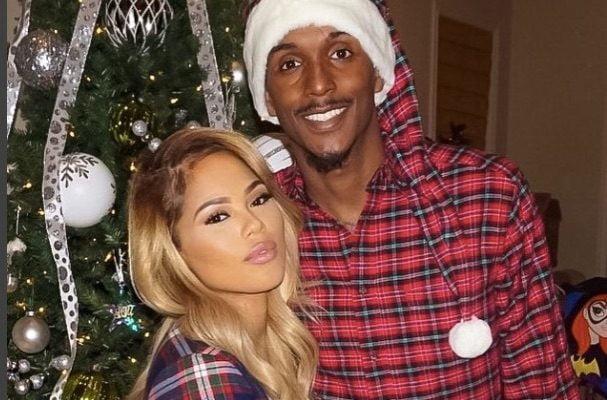 Rece Mitchell NBA Lou Williams' Girlfriend