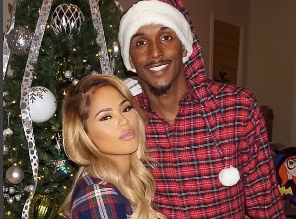 Clippers Lou Williams' Girlfriend Rece Mitchell