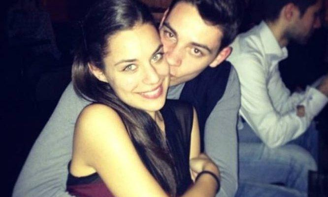 Mattia De Sciglio's Girlfriend Giulia Vesce