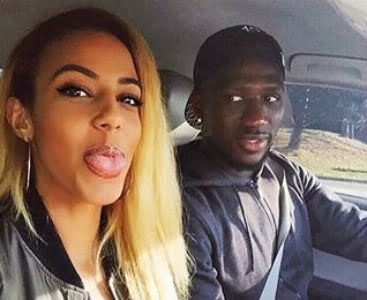 Moussa Sissoko's Girlfriend Marylou Sidibe