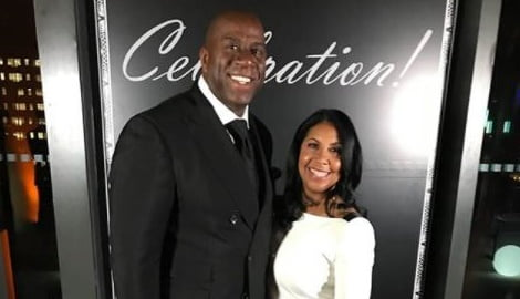 5 Facts About Magic Johnson's Wife Cookie Johnson