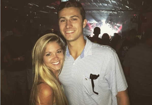 Ben Richardsons Girlfriend Megan Mcconnell Bio Wiki