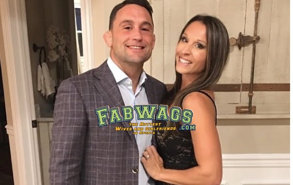 MMA Fighter Frankie Edgar's Wife Renee Edgar