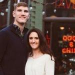 Isaac Hass' Girlfriend Madison Millsaps