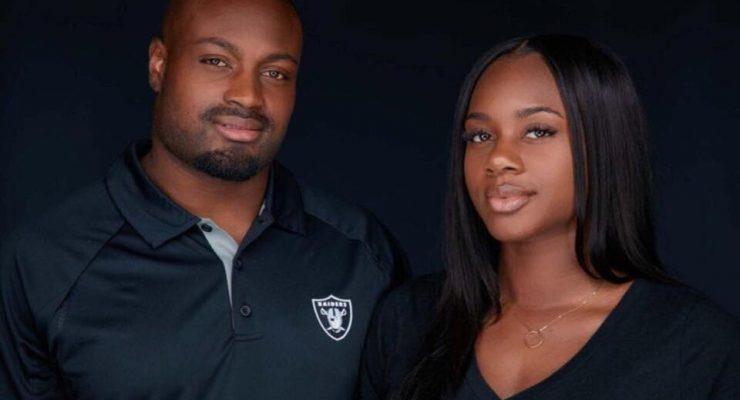 Jamize Olawale's Wife Brittany Olawale