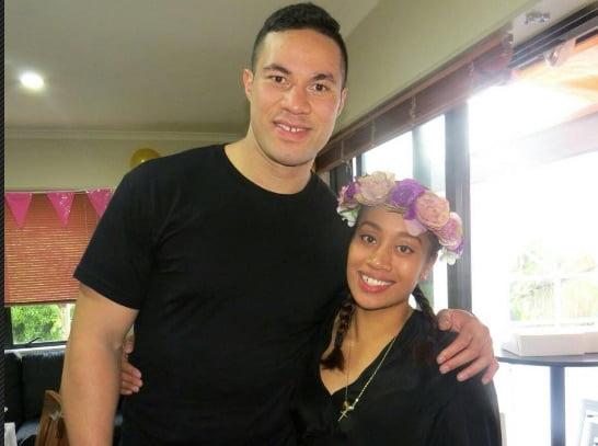 Boxer Joseph Parker's Girlfriend Laine Tavita
