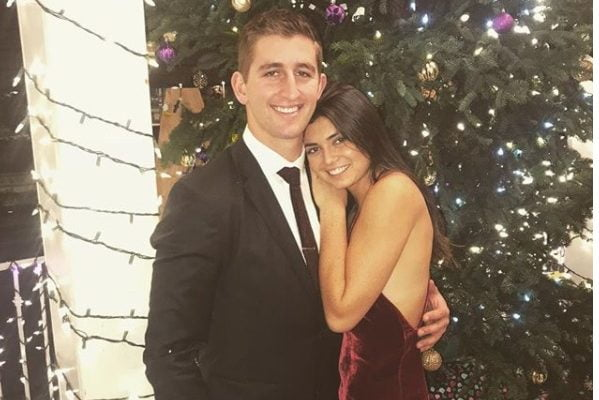 Josh Rosen's Girlfriend Zana Muno?