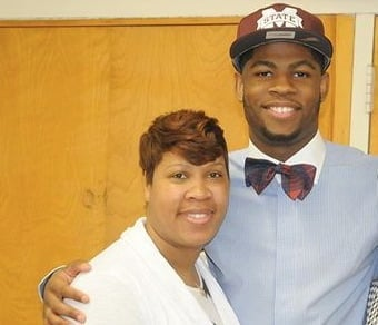 Malik Newman's mother LaKeysha Newman