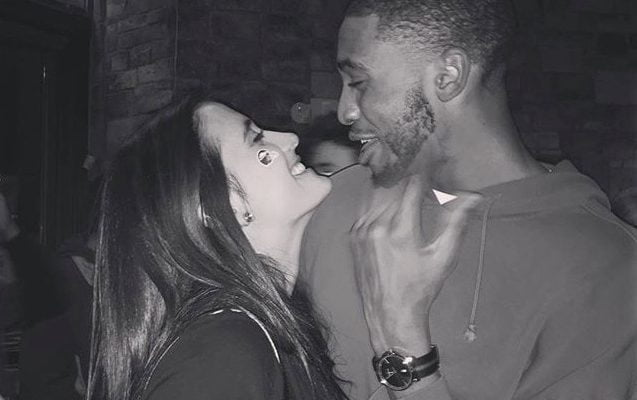 Mikal Bridges' girlfriend Grainger Rosati