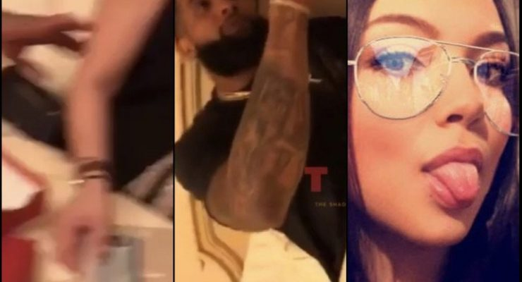 Odell Beckham's Girl in Viral Video Laura Cuenca