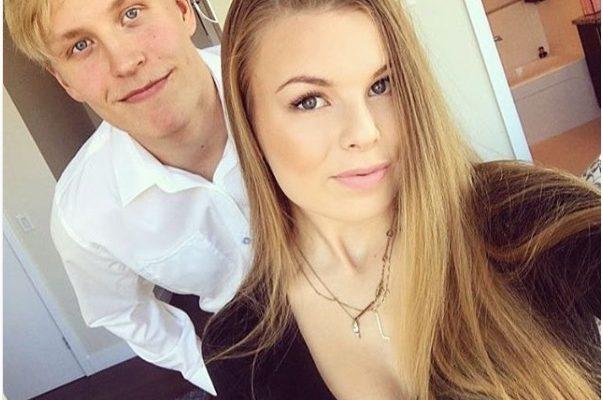 Patrik Laine's Girlfriend Sanna Kiukas