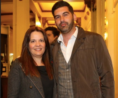 Paulo Fonseca's Wife Sandra Fonseca