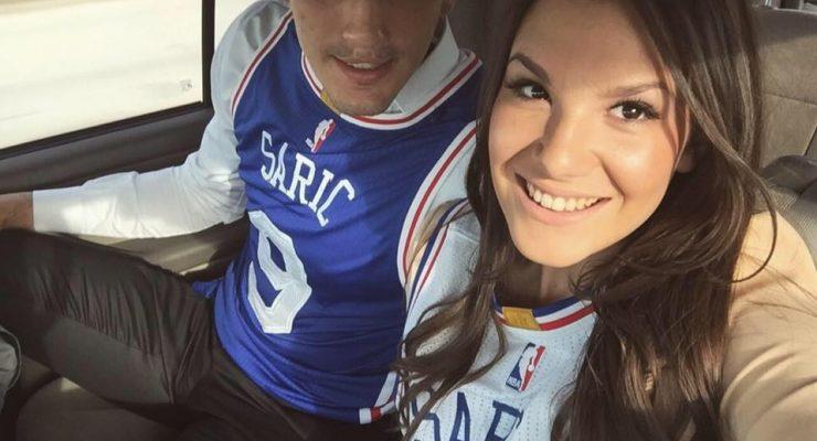 Dario Saric's Girlfriend Karla Puseljic