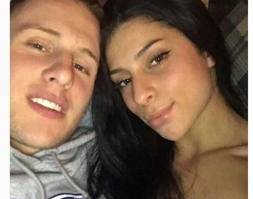Donte Divincenzo's Girlfriend Morgan Calantoni