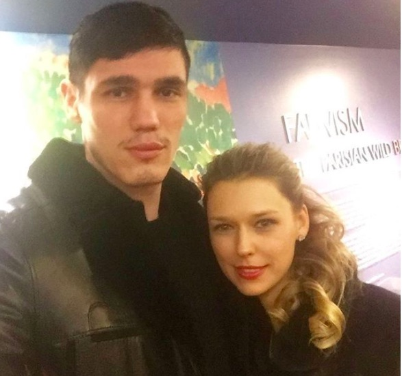 Julia Ilyasova NBA Ersan Ilyasova's Wife