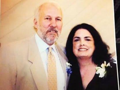 Erin Popovich Spurs Coach Gregg Popovich's Wife