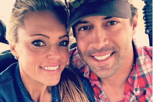 Jennie Finch's husband Casey Daigle