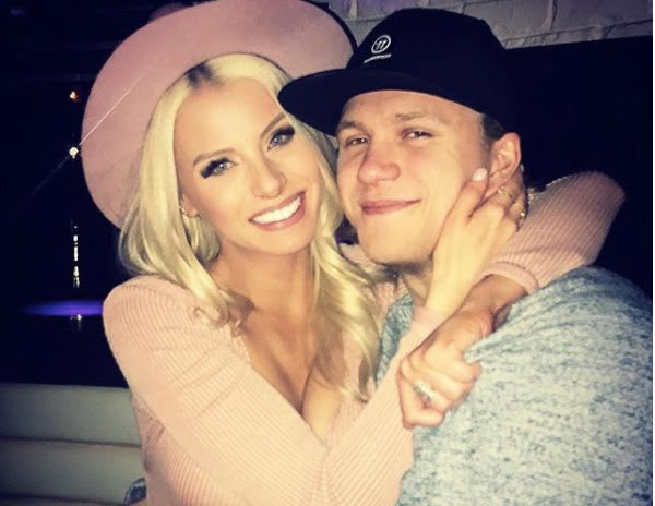 5 Facts About William Karlsson's Girlfriend Emily Ferguson