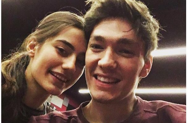 Cedi Osman's Girlfriend Deniz Mergen