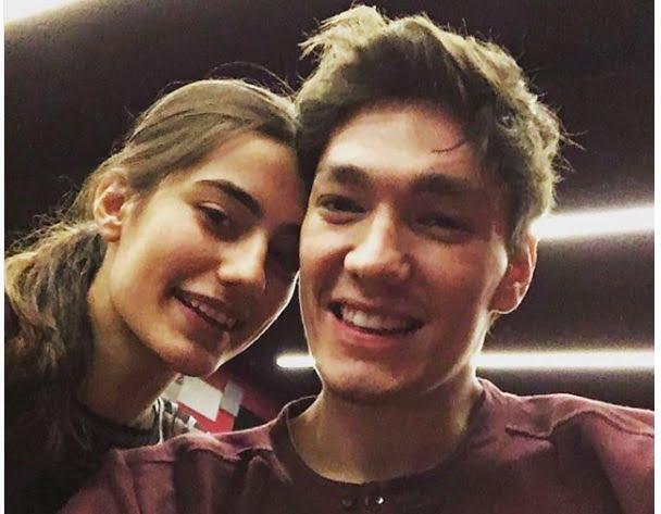 Cedi Osman's Girlfriend Deniz Mergen