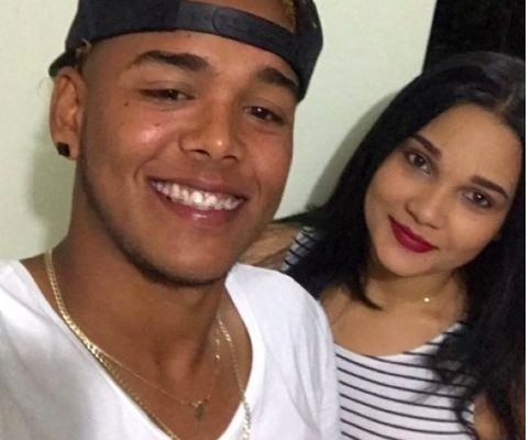 Freddy Peralta's Girlfriend Maritza Taveras
