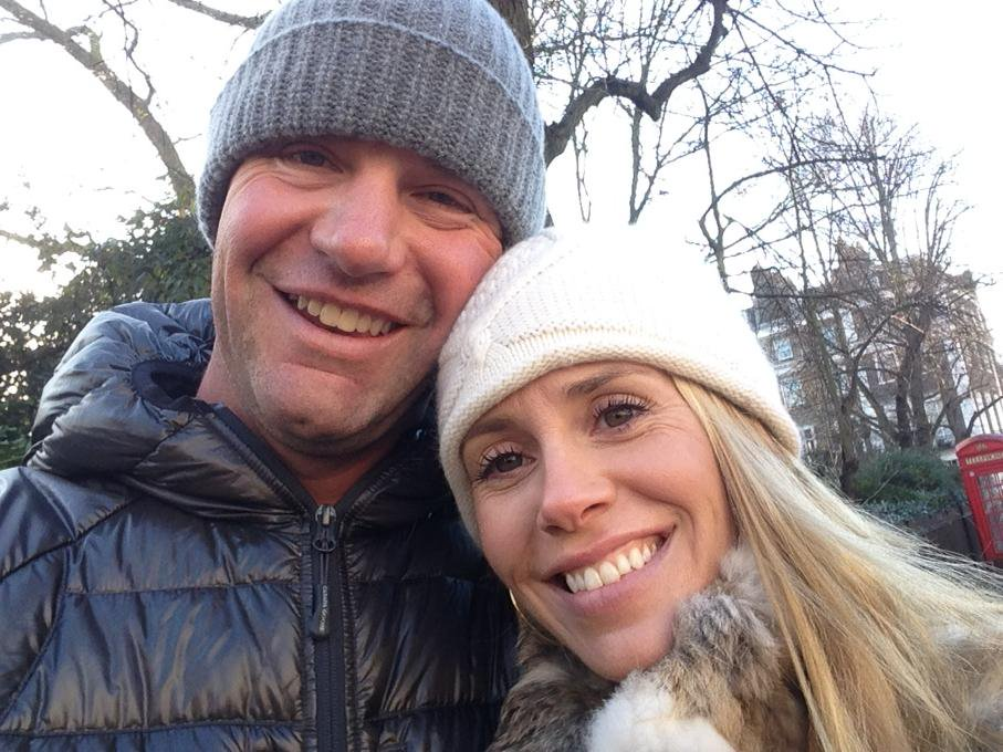 Lucas Glover's Wife Krista Glover