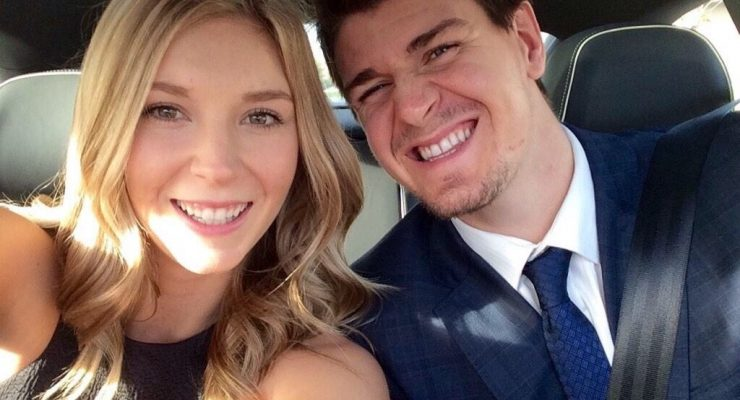 Mark Scheifele's ex-Girlfriend Dara Howell