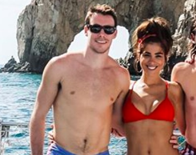 Reilly Smith's New Girlfriend Melissa Ponte