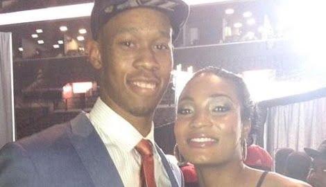 Rodney Hood's Wife Richa Jackson
