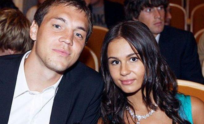 Artem Dzyuba's Wife Kristina Dzyuba