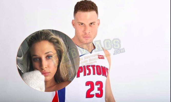Blake Griffin's New Girlfriend Francesca Aiello
