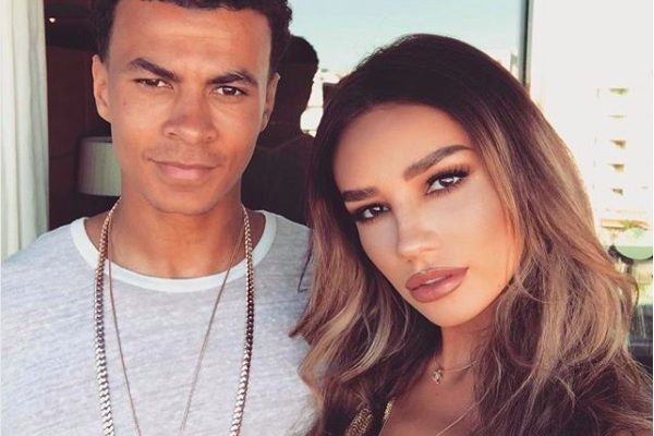 3 Facts About Dele Alli's girlfriend Ruby Mae