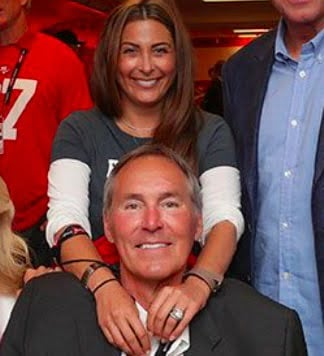 Dwight Clark's Wife Kelly Radzikowski